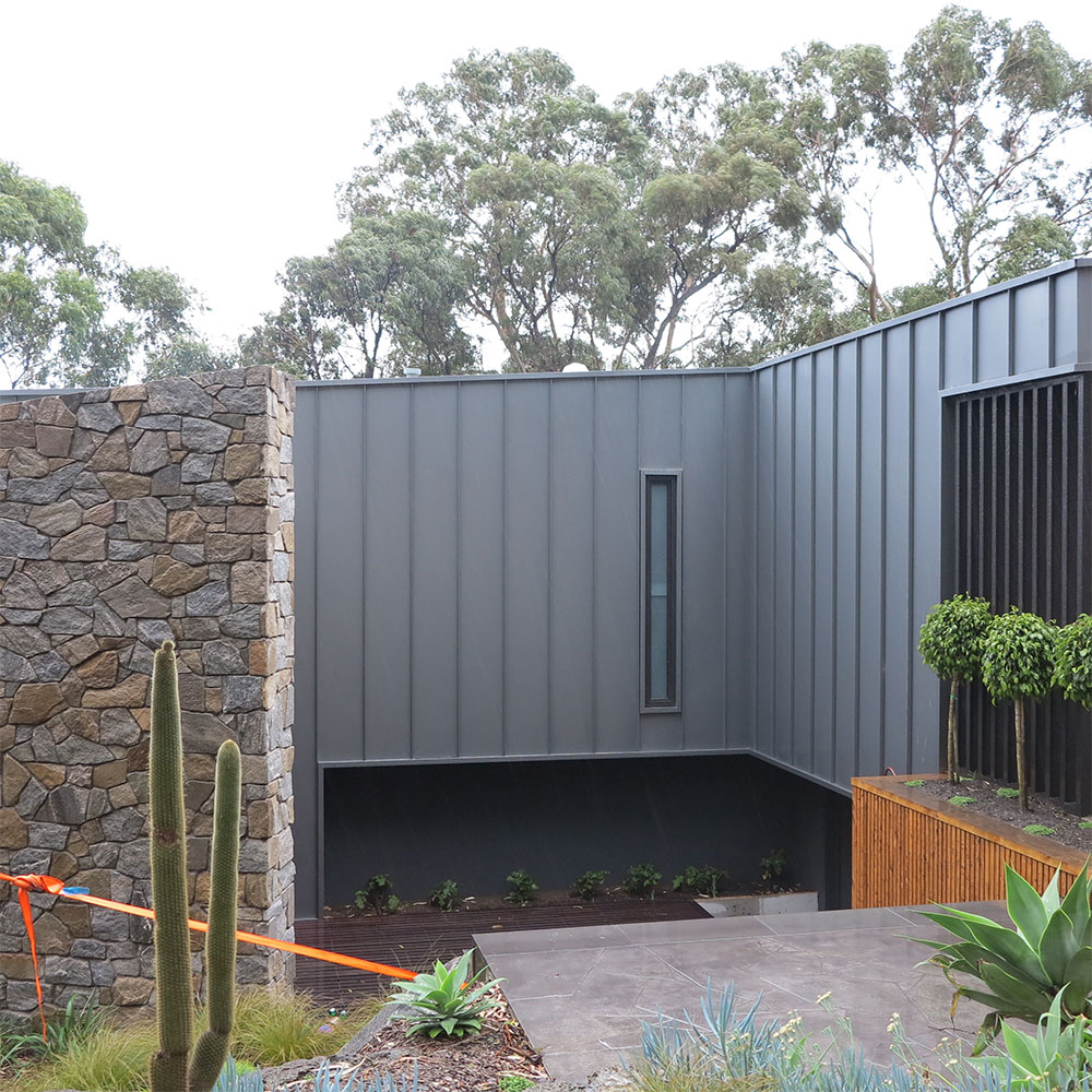 Wall Cladding Geelong True Blue Roofing Bellarine