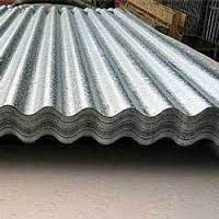 Galvanised Corrugated roofing iron