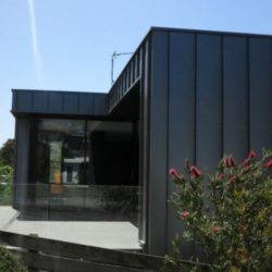 Lorne Architectural Cladding Project Features Nailstrip
