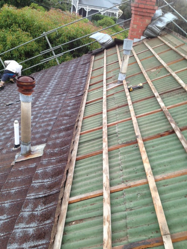 Want To Replace Your Old Tiled Roof With Colorbond True
